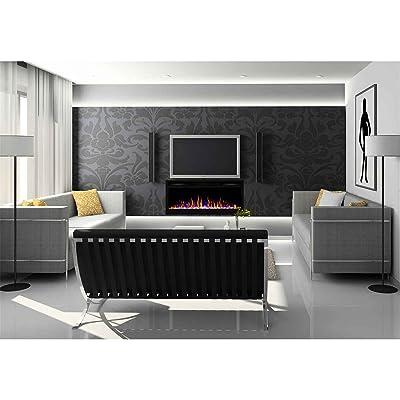 "Regal Flame Lexington 35"" Crystal Built in Wall Ventless Heater"