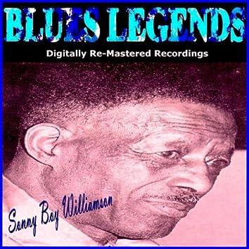 Blues Legends (Pres. Sonny Boy Williamson)
