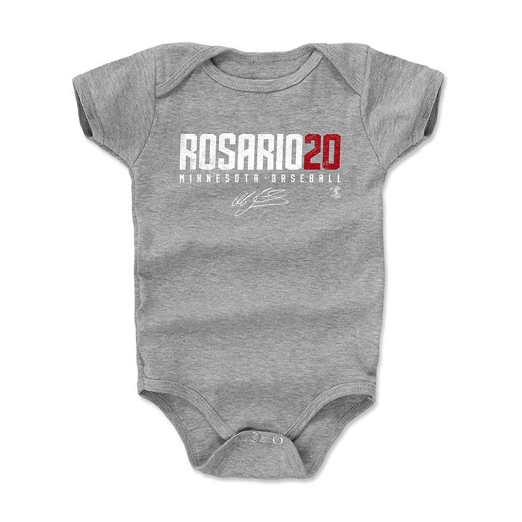 500 LEVEL Eddie Rosario Minnesota Baseball Baby Clothes & Onesie (3-24 Months) - Eddie Rosario Elite
