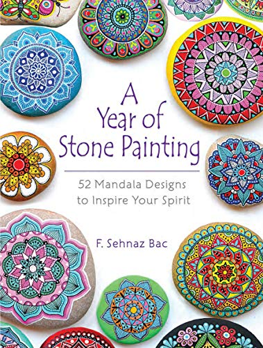 A-Year-of-Stone-Painting-52-Mandala-Designs-to-Inspire-Your-Spirit