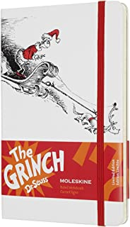 Moleskine Limited Edition Dr. Seuss Notebook, Hard Cover, Large (5
