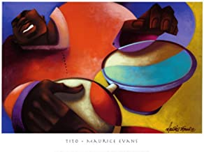 Tito Art Print by Maurice Evans 36 x 26in