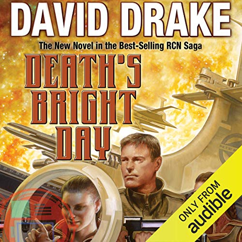 Death's Bright Day audiobook cover art
