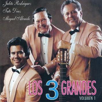 Los 3 Grandes y La Orquesta del Maestro Mandy Vizoso