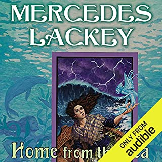 Home from the Sea     Elemental Masters, Book 7              By:                                                                                                                                 Mercedes Lackey                               Narrated by:                                                                                                                                 Kate Reading                      Length: 12 hrs and 11 mins     366 ratings     Overall 4.4