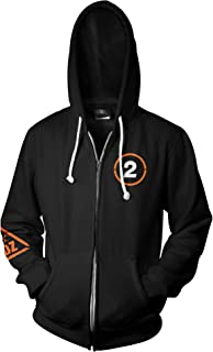 JINX The Division 2 Men's SHD Agent Gaming Zip-Up Hoodie