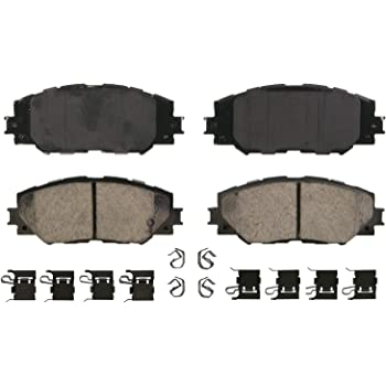 Wagner ZD1210 Ceramic Disc Brake Pad Set