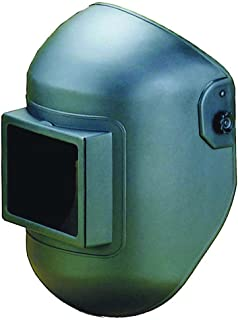 Firepower 1441-0023 Eclipse Welding Helmet with 4.5-Inch by 5.25-Inch Fixed Front Lens, Black
