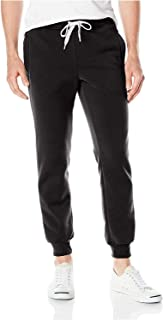 Men's Basic Active Fleece Jogger Pants