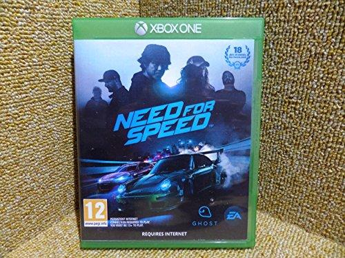 Xbox1 Need for Speed 2016 (Eu)