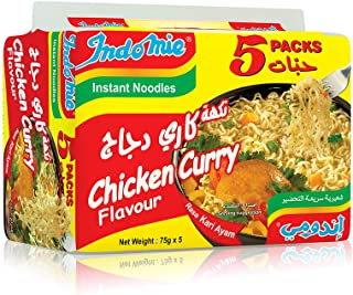 Indomie Pillow Pack - Chicken Curry Flv - Pack of 5