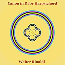 Canon in D Major for Harpsichord by Pachelbel