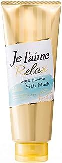 KOSE ジュレーム リラックス ディープトリートメント ヘアマスク(エアリー&スムース) やわらかい ほそい髪用 230g