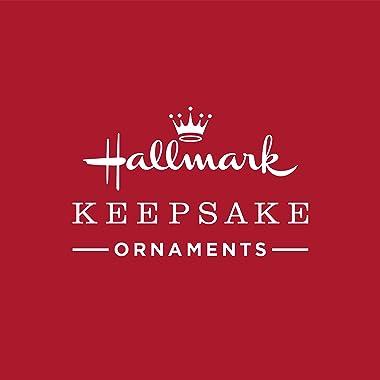 Hallmark Keepsake Disney Tim Burton's The Nightmare Before Christmas Miniature Tree Skirt, Scary Teddy and Undead Duck, 1