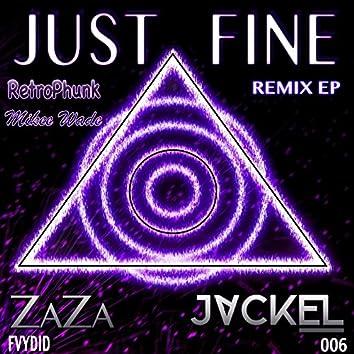 Just Fine (Remixes)