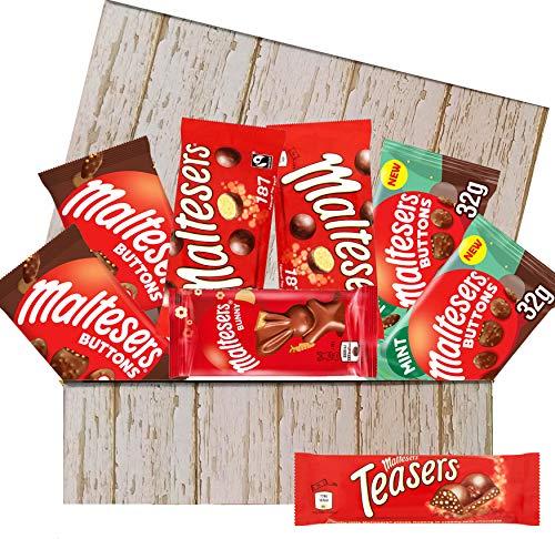 Maltesers Chocolate Geschenkkorb Premium Maltesers Selection Box