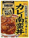 江崎グリコ DONBURI亭お蕎麦屋さん風のカレー南蛮丼 165g