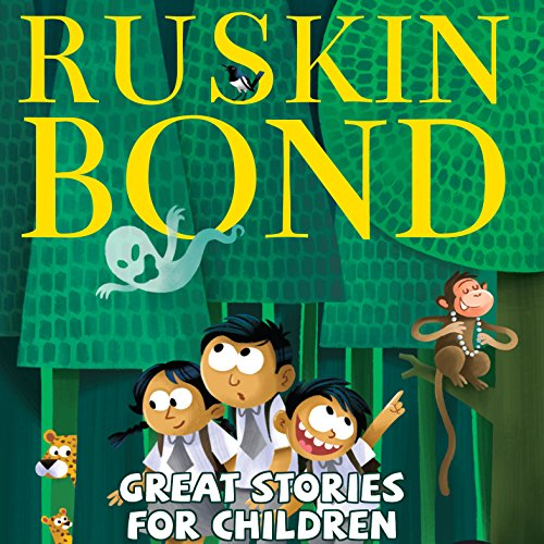 Great Stories for Children audiobook cover art
