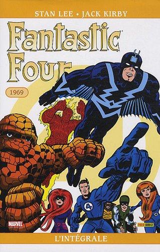 Fantastic Four: L'intégrale 1969 (T08)