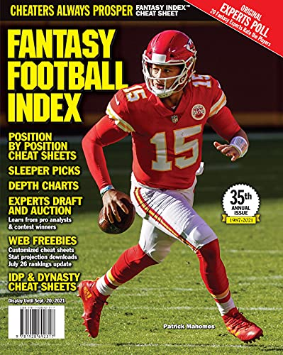 Compare Textbook Prices for Fantasy Football Index 2021  ISBN 9781928692317 by Ian Allan