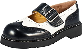 Best ladies black and white brogue shoes Reviews