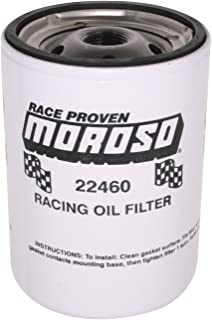 Moroso - 22460 OIL FILTER,CHEVY,RACING