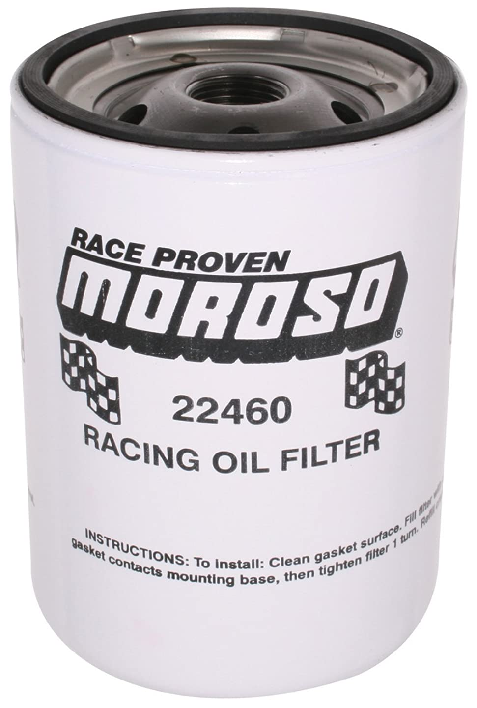 Moroso 22460 Racing Oil Filter for Chevy