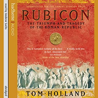 Rubicon cover art