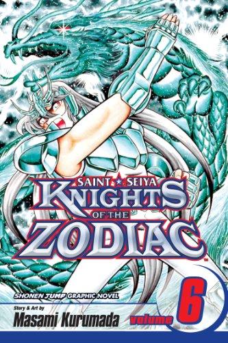 Knights of the Zodiac (Saint Seiya), Vol. 6: Resurrection! (English Edition)