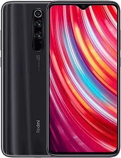 """Xiaomi Redmi Note 8 Pro Teléfono 6GB RAM + 64GB ROM Pantalla Completa de 6.53"""" CPU MTK Helio G90T Octa-Core 20MP Frontal y 64MP AI Cuatro Cámara Trasera Móviles Versión Global (Gris)"""