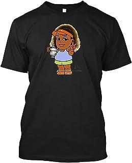 Naomi osaka tennis T-shirt Wash cold and air dry to preserve printing