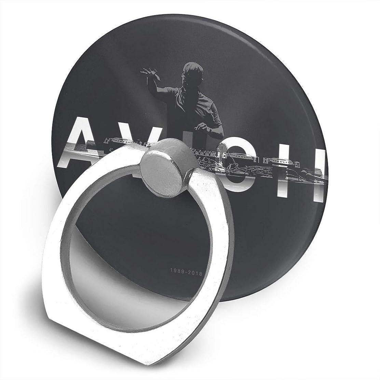 保証するモットー振る舞うAvicii 360度回転 携帯リング スタンド スマホスタンド ホルダー 薄型 指輪 リング 携帯アクセサリースタンド機能 落下防止