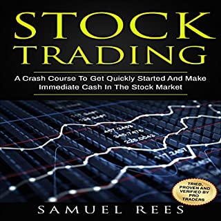 Stock Trading audiobook cover art