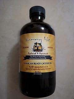 comprar comparacion Aceite de ricino negro jamaicano (6 oz) para el crecimiento del cabello, cabello más largo, pestañas y cejas más gruesas
