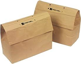 REXEL Shredder Bag AUTOPLUS 80 Brown P10