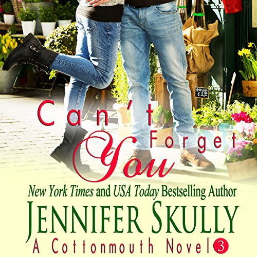 Can't Forget You audiobook cover art