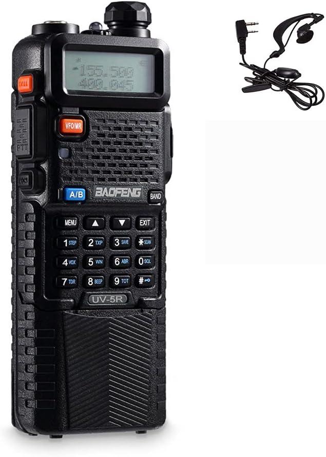 Oakland Mall BAOFENG UV-5R Two-Way Sale item Radio Walkie Band 128 Chann Dual Talkies