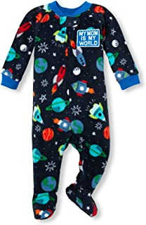 The Children's Place Baby Boys Zip Blanket Sleeper