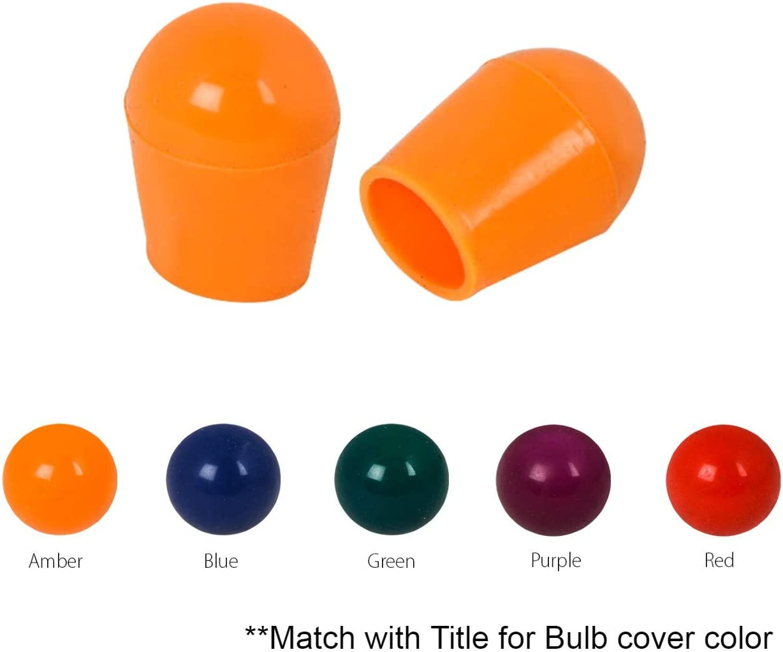 GG Grand General 80697 Green Bulb Cover for #1003 /& #1004 Bulb