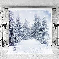 Kate 2X3M 冬の写真の背景の背景雪の世界の背景クリスマスの家族の写真子供の背景写真