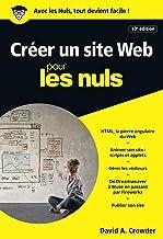 Livres Créer un site Web pour les Nuls poche, 10e édition PDF