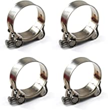 304 Stainless Steel T-Bolt Clamp 26-28mm Hose Clamps