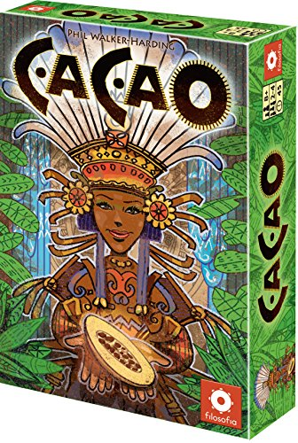 Cacao Board Game by Z-Man Games