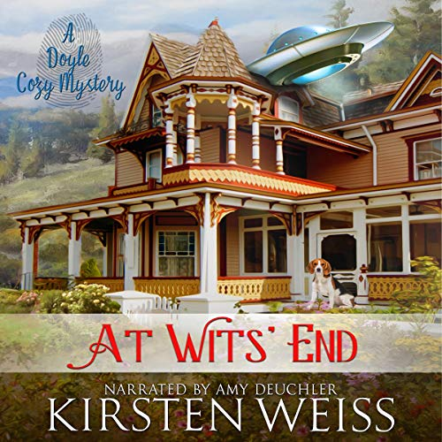 A Wits' End Audiobook By Kirsten Weiss cover art
