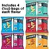Popcorners Snacks 5 Flavor Variety Pack, Gluten Free Chips, 1oz Bags (20 Pack) #1