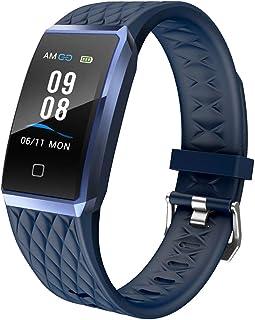 comprar comparacion Willful Pulsera Actividad, Impermeable IP68 Pulsera Inteligente con Pulsómetro, Reloj Inteligente para Deporte, Podómetro,...