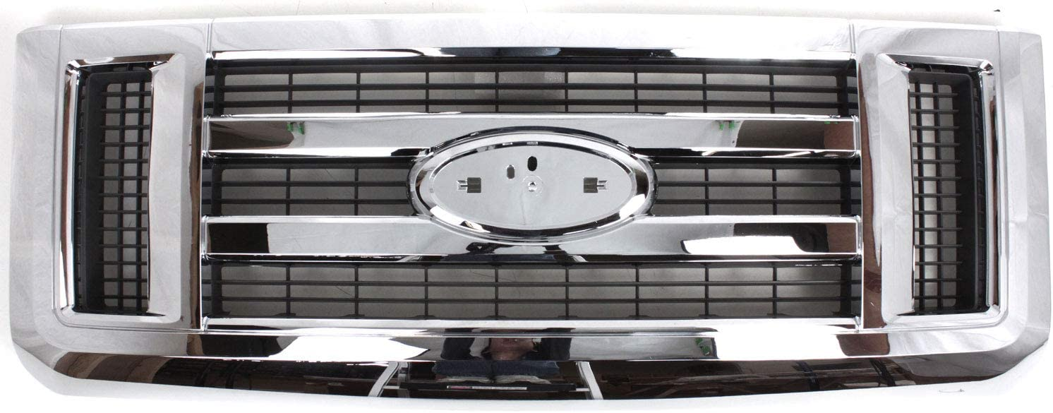 Evan-Fischer Grille Assembly Compatible All items free Free Shipping New shipping 2008-2014 with E-35 Ford