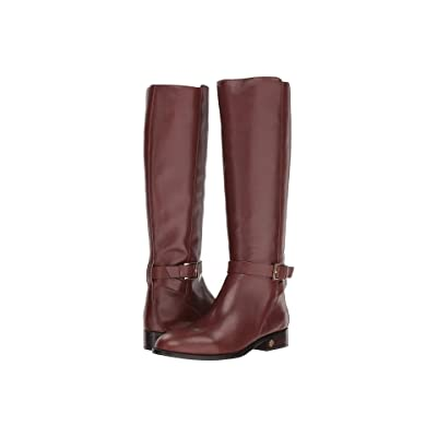 Tory Burch Brooke 25mm Knee Boot (Perfect Brown) Women