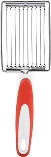 スパムスライサー 切削工具 滑り止め 鋭利 ハムカッター 安全で耐久性 握りやすく ハム チーズ 缶詰肉(オレンジ)