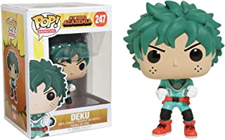 Funko POP Anime My Hero Academia Deku Action Figure,Multicolor